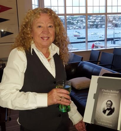 Lucy at Royal Fowey Yacht Club